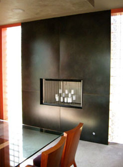Ward Fireplace