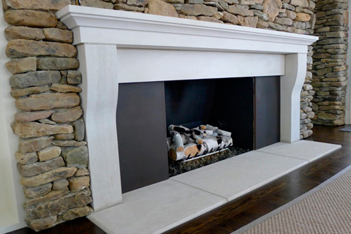 Sutton Fireplace